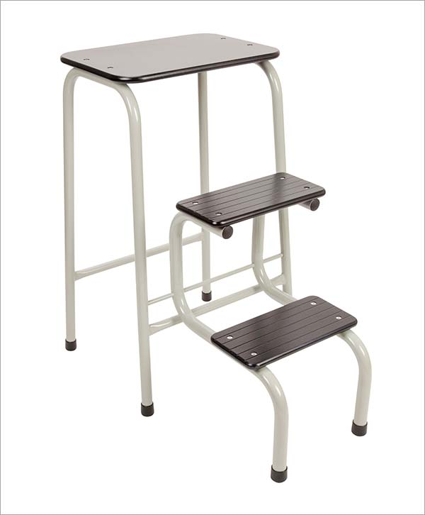 Giggy & Bab Blackheath stool in grey